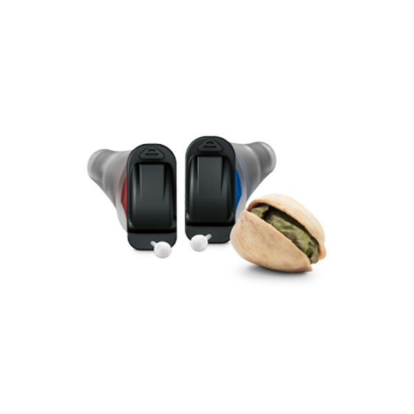 world's smallest CIC hearing aid