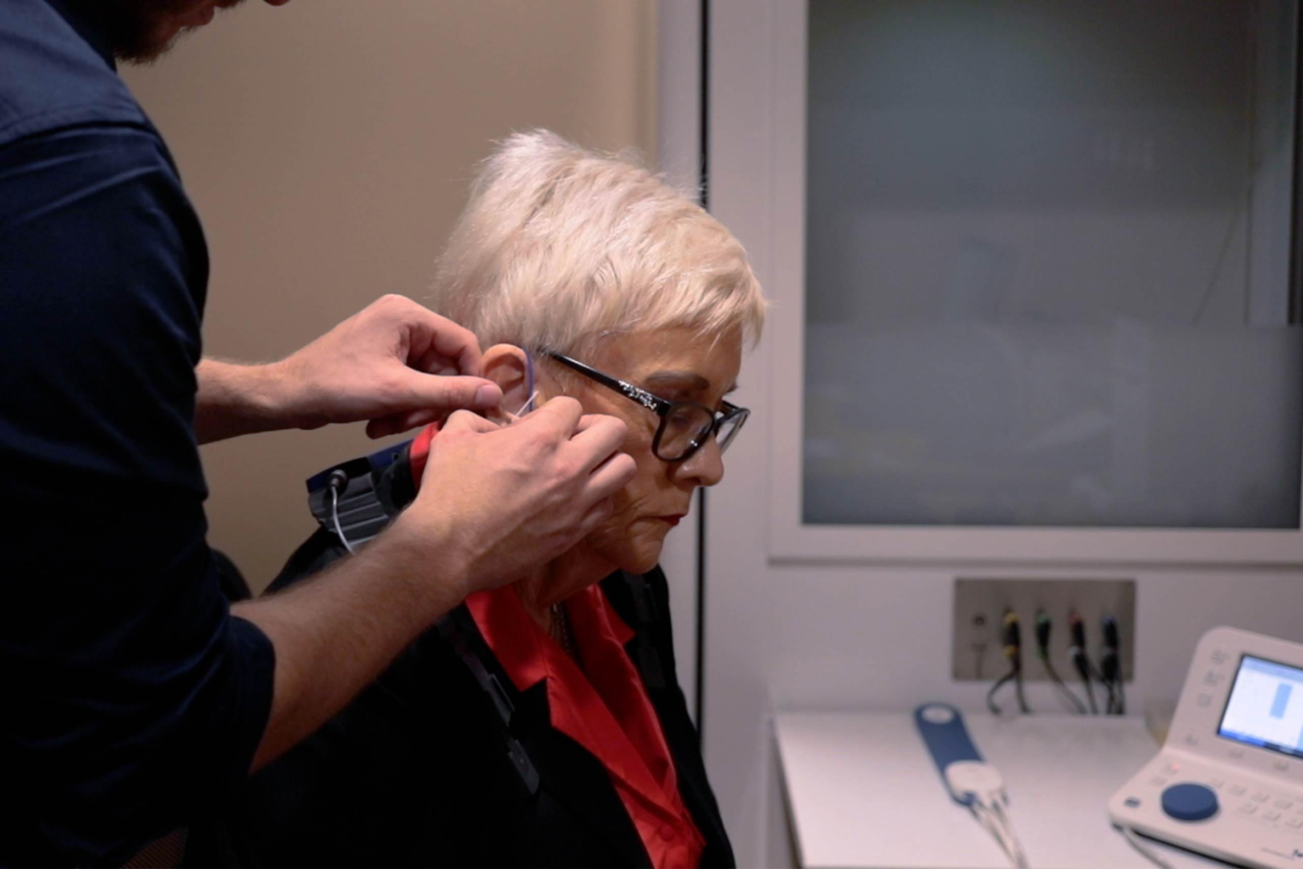 hearing aid test